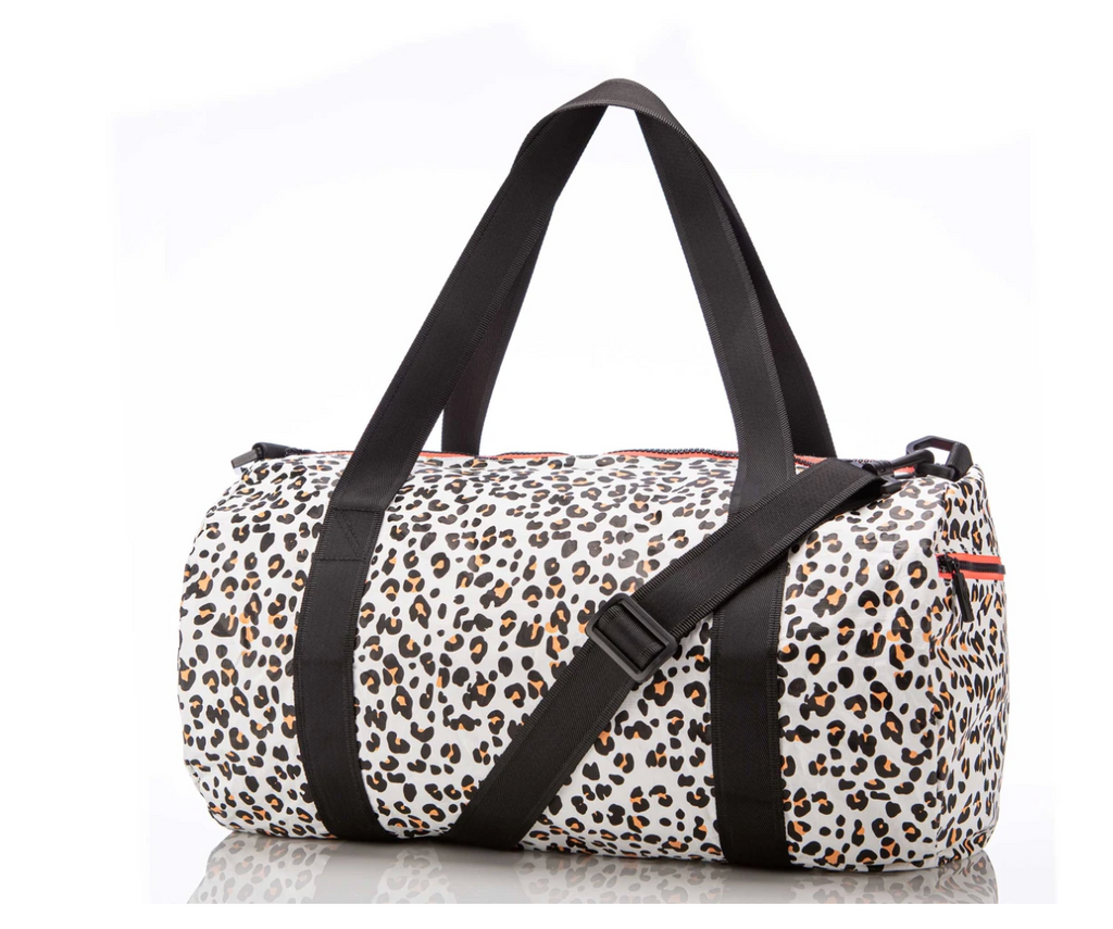 Aloha Collection x Samudra Leopard Cub Duffle