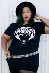 Afro Goth Tee