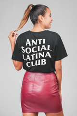 Anti Social Latina Club Tee