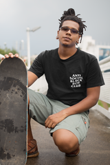 Anti Social Black Boy Club Tee
