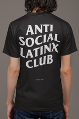Anti Social Latinx Club Tee