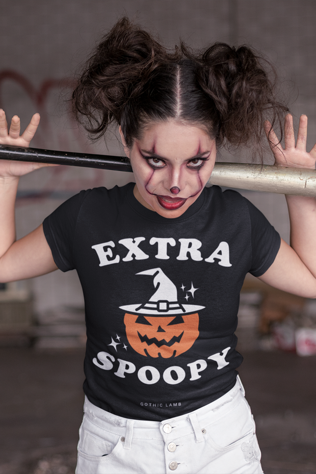 Extra Spoopy Tee