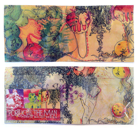 Poketo x Portugal. The Man Wallets