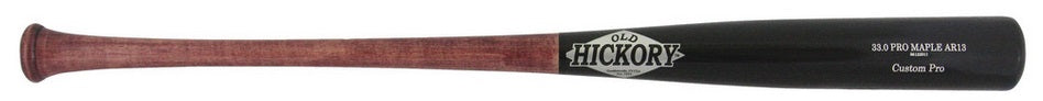 Custom Pro Wood Bat Model AR13 by Old Hickory Bats