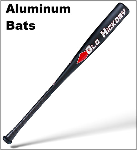 Aluminum Bats by Old Hickory Bats