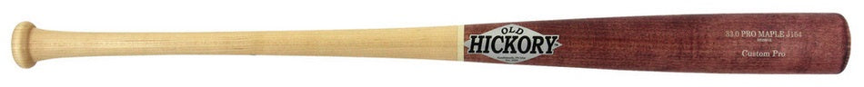 Custom Pro Wood Bat Model J154 by Old Hickory Bats