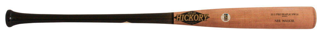 Custom Pro Wood Bat Neil Walker NW18 by Old Hickory Bats