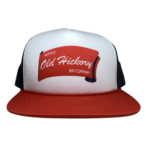 "Old Hickory ""Foamie"" Trucker Cap"
