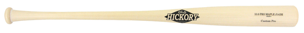Custom Pro Wood Bats Model J143M by Old Hickory Bat Company