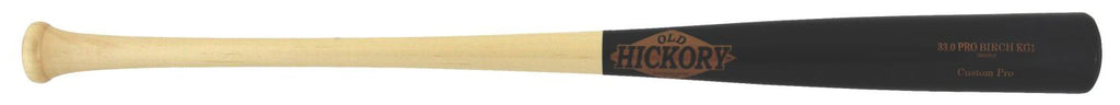 Custom Pro Wood Bat Model KG1 by Old Hickory Bat Company