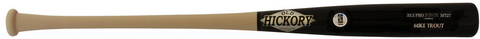 Custom Pro Wood Bat Model MT27 by Old Hickory Bat Company