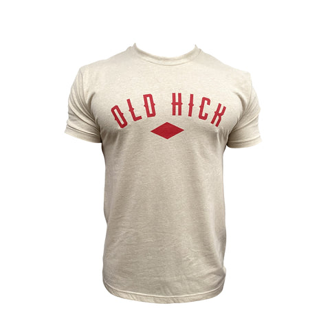 "Old Hick ""Throwback"" Super Soft T-Shirt"