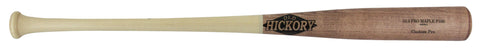 Custom Pro Wood Bat Model P100 by Old Hickory Bat Company