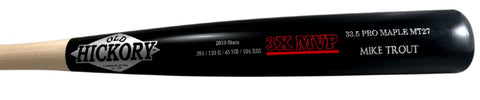 MIKE TROUT 2019 MVP COLLECTORS EDITION BAT