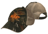 Camouflage Baseball Cap by Old Hickory Bat Company