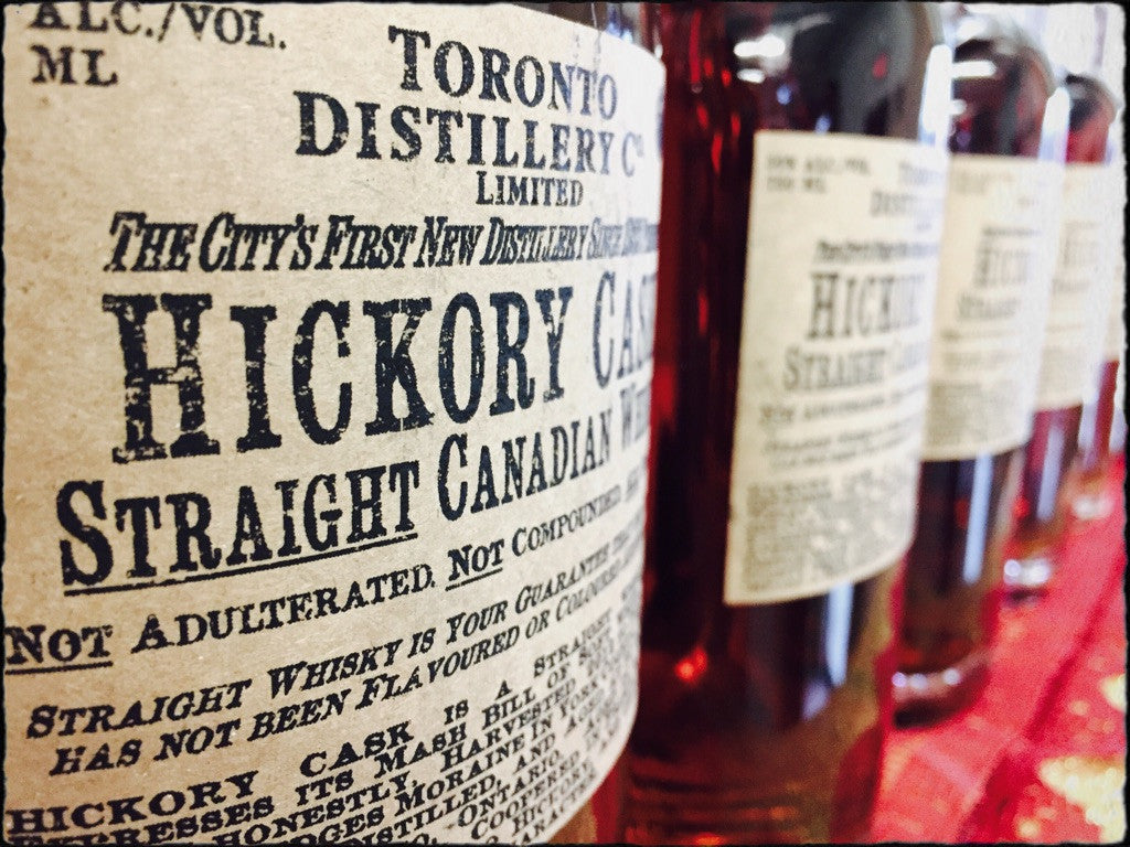 Hickory Cask - Straight Canadian Whisky