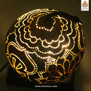 Perfect Gift, Unique Gifts for her, Valentine's Day Gifts, Best Birthday Gifts 2019, Handicrafts, Handmade, Ecofriendly Products, Gifts for Him, Anniversary Gifts, Organic Homes, Gourd Lamps, Table Lamps, Koyaka Craft, NaturaL, Gifts, DIY, Shopify, Home Decor, Trends
