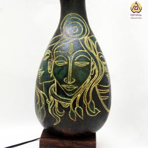 Perfect Gift| Unique Gifts for her| Valentine's Day Gifts| Best Birthday Gifts 2019| Handicrafts| Handmade| Ecofriendly Products| Gifts for Him| Anniversary Gifts| Organic Homes| Gourd Lamps| Table Lamps| Koyaka Craft| Natural Gifts| DIY| Shopify| Home Decor| Trends