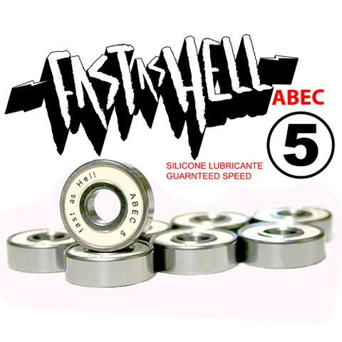 ATM Click<BR>Fast as Hell Bearings