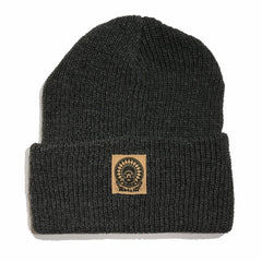 MOSAIK Chief Grey/Tan Longshoreman Beanie