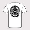 MOSAIK Work Chief White/Black T-Shirt