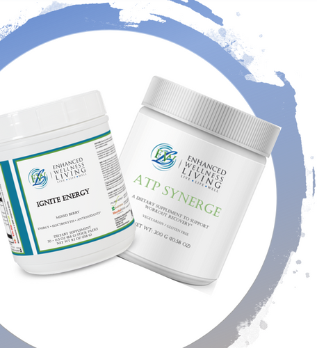Energy Boost Supplement Bundle!