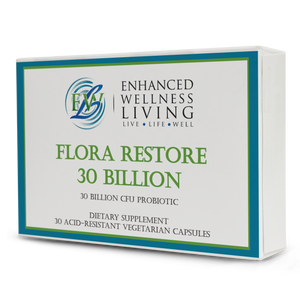 Flora Restore 30 Billion Probiotic