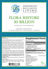 Load image into Gallery viewer, Flora Restore 30 Billion Probiotic