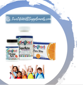Back to School Kids Supplements Bundle!