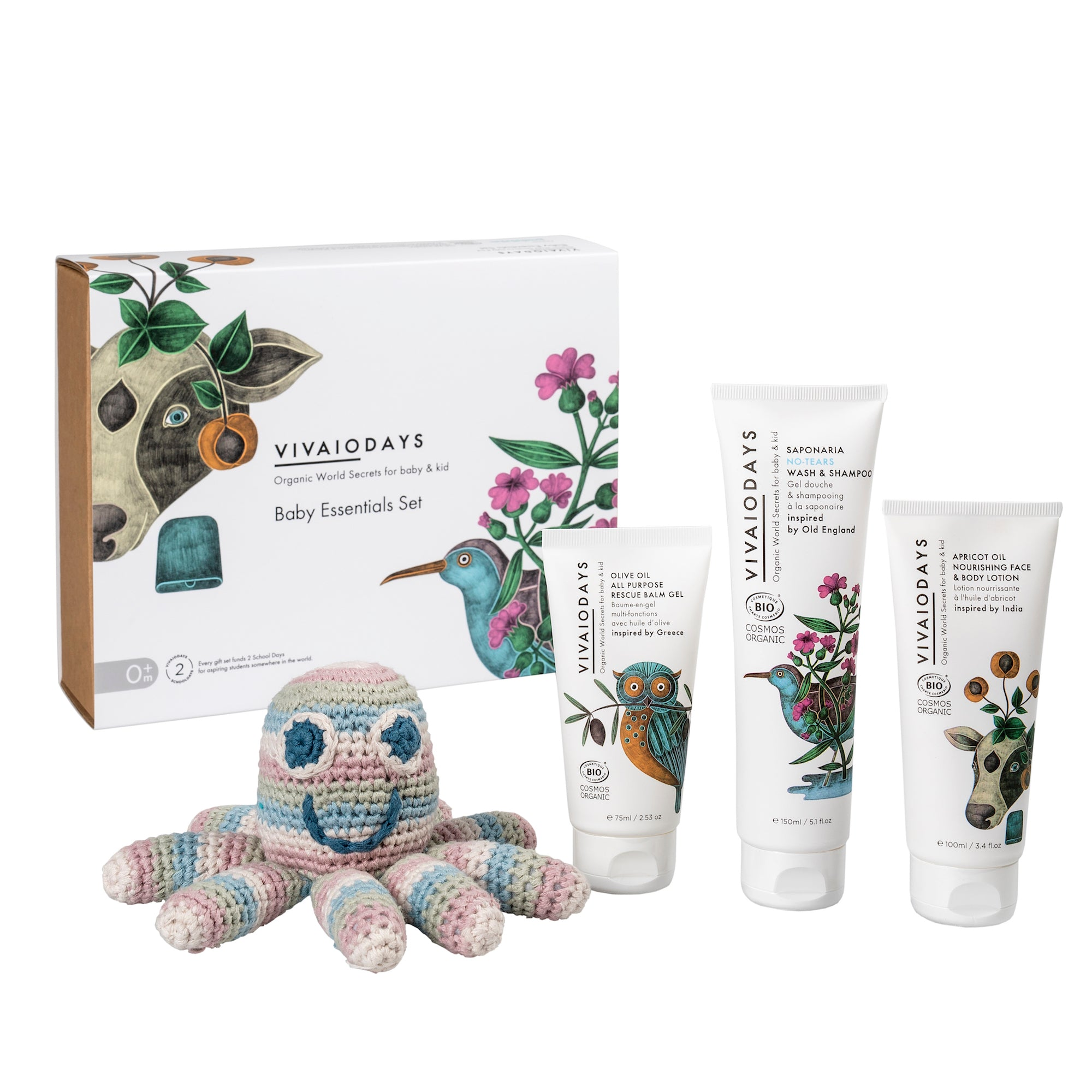 Baby Essentials Set