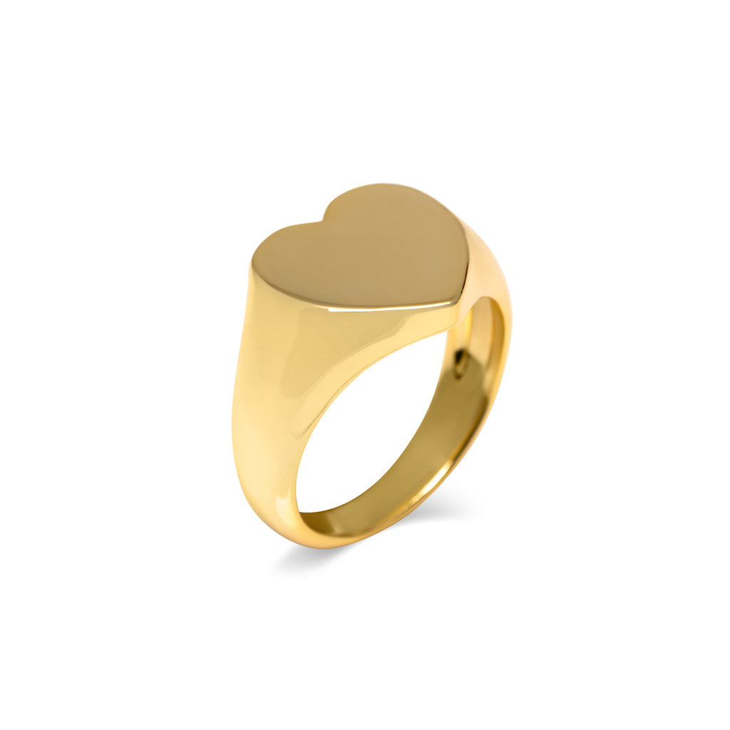 ring with sale mcdonalds z id signet rings j jewelry at diamond gold mcdonald for s