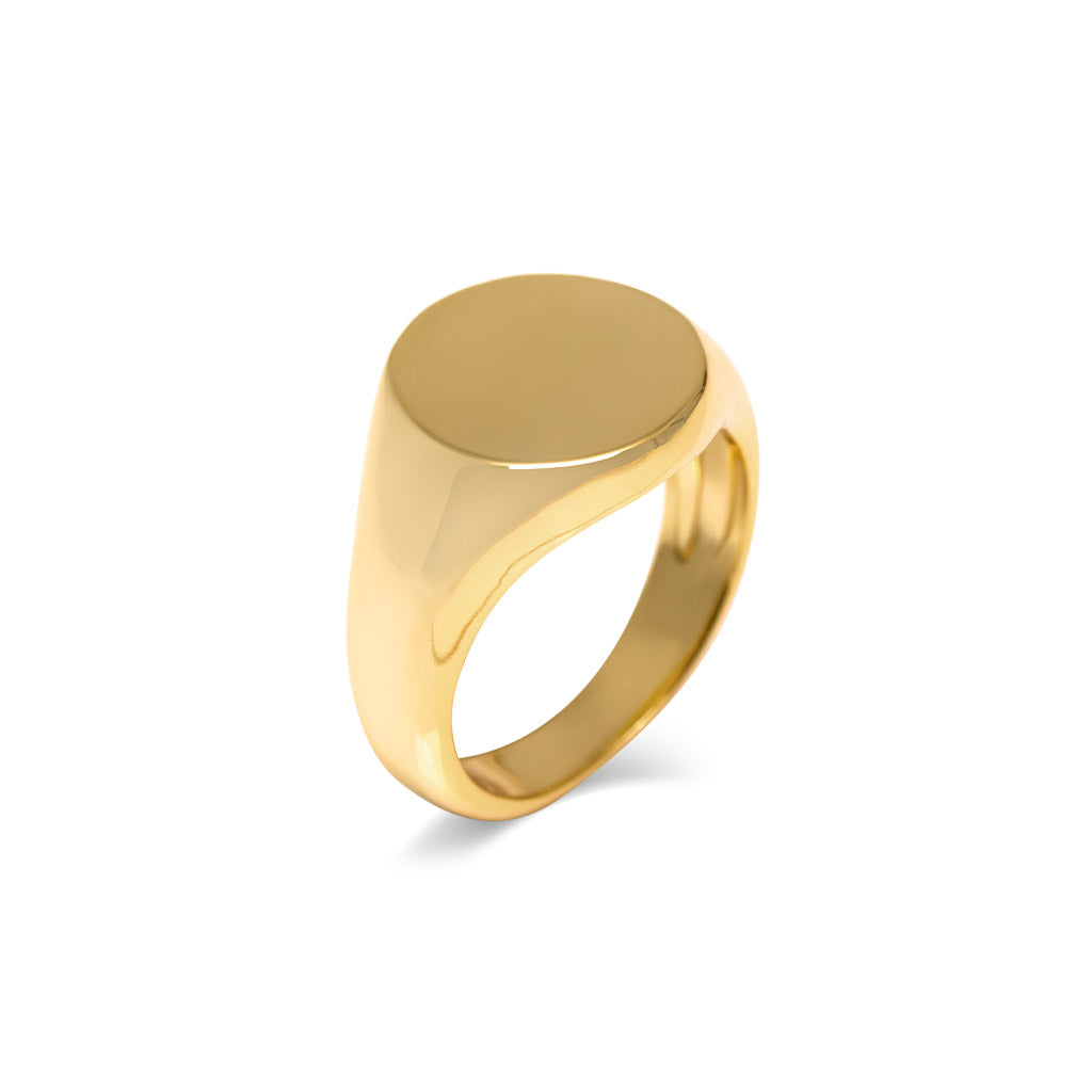 Signet Ring - FINE JEWELRY