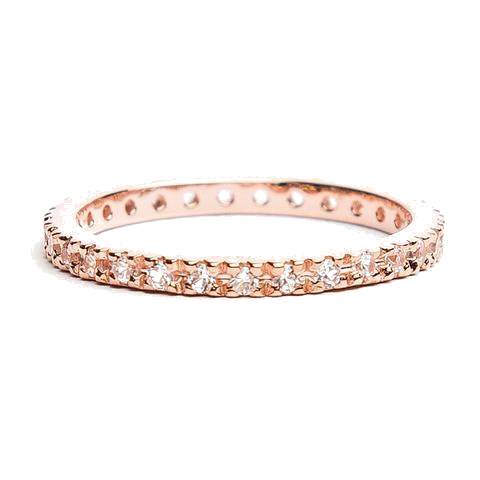 Rose Gold Band