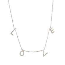 Dangle Love Necklace