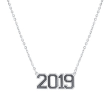 Customizable Year Necklace