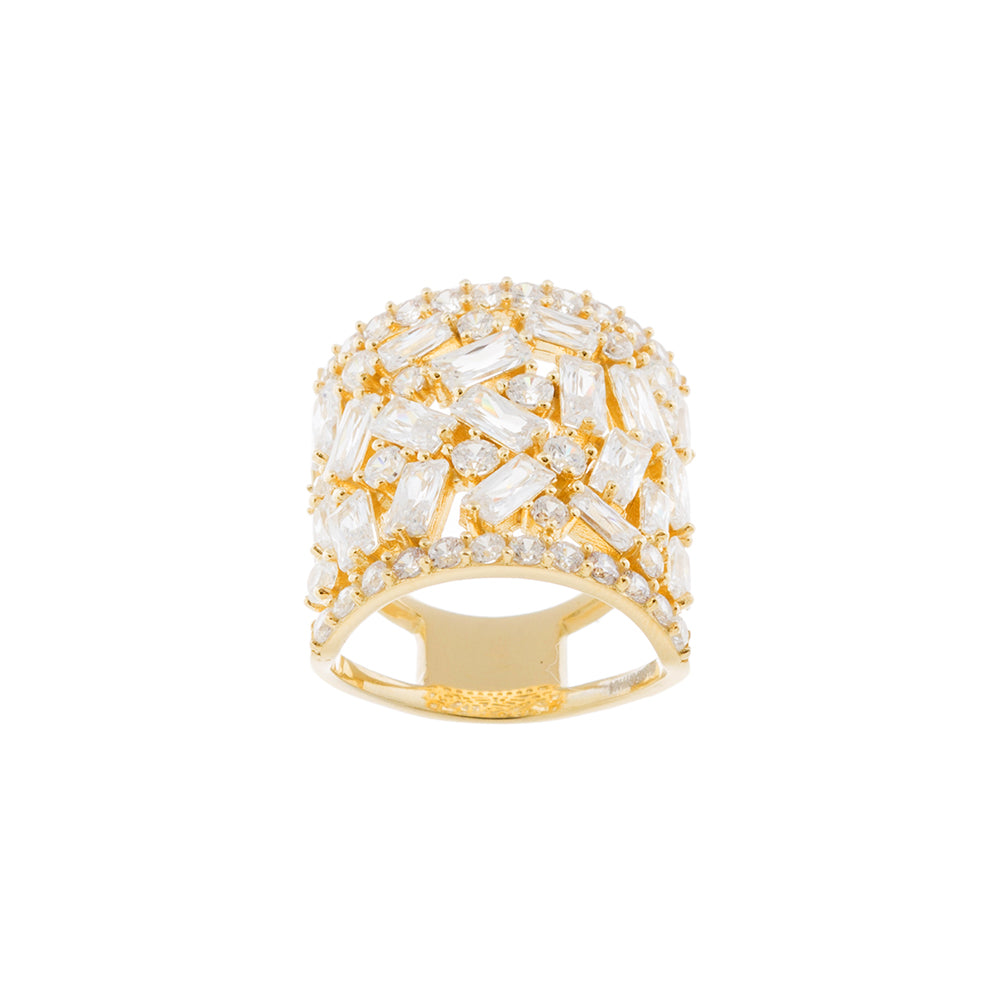 Amy Baguette Ring