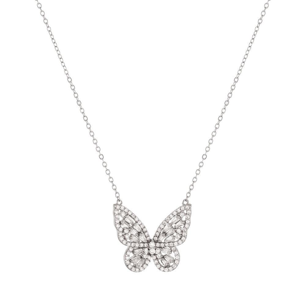 Butterfly Glam Necklace