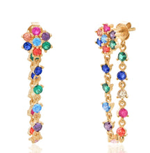 Alyna Drop Earrings