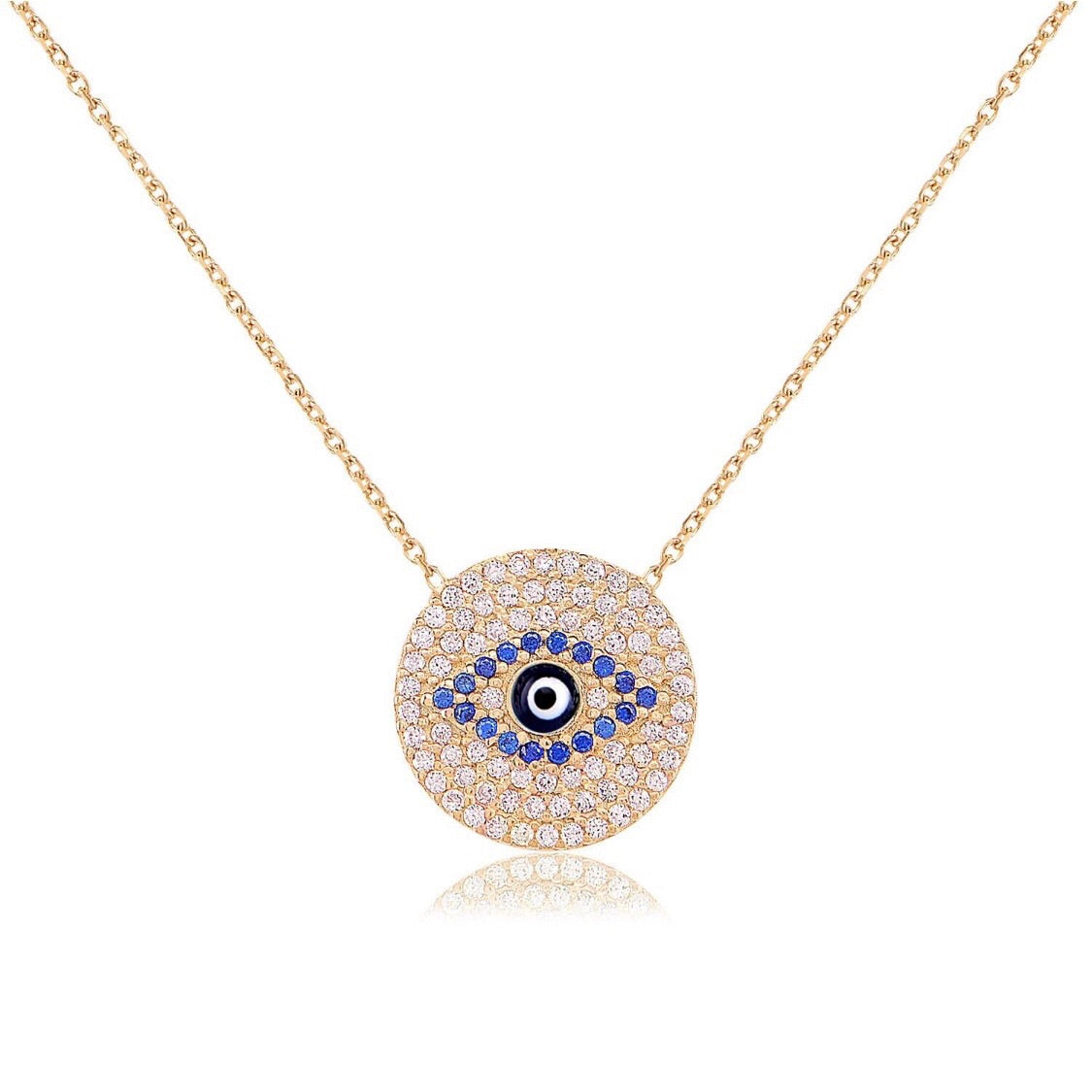 Ojos Necklace