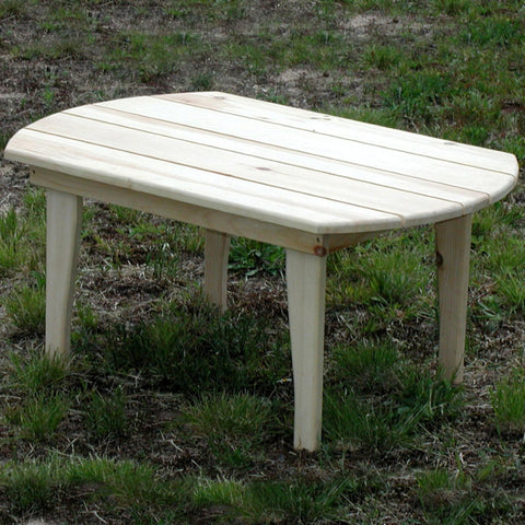 Bear Chair Pine Coffee Table Kit