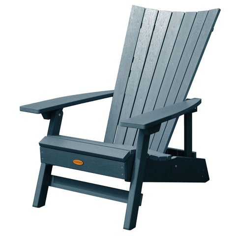 Highwood® Manhattan Beach Adirondack Chair - Nantucket Blue