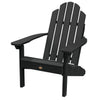 Highwood® Classic Westport Adirondack Chair - Black