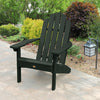 Highwood® Classic Westport Adirondack Chair - Charleston Green