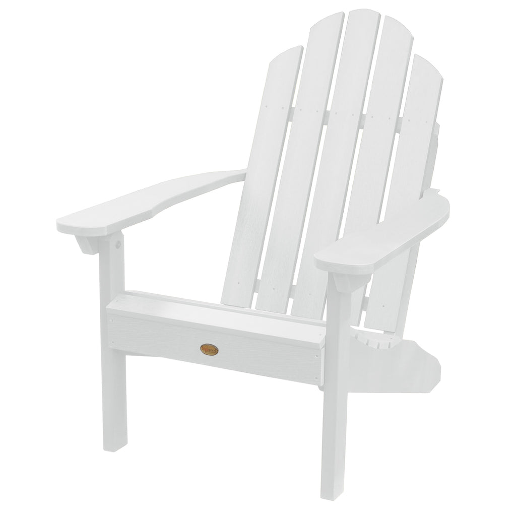 Highwood® Classic Westport Adirondack Chair - White