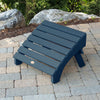 Highwood® Folding Adirondack Ottoman - Nantucket Blue