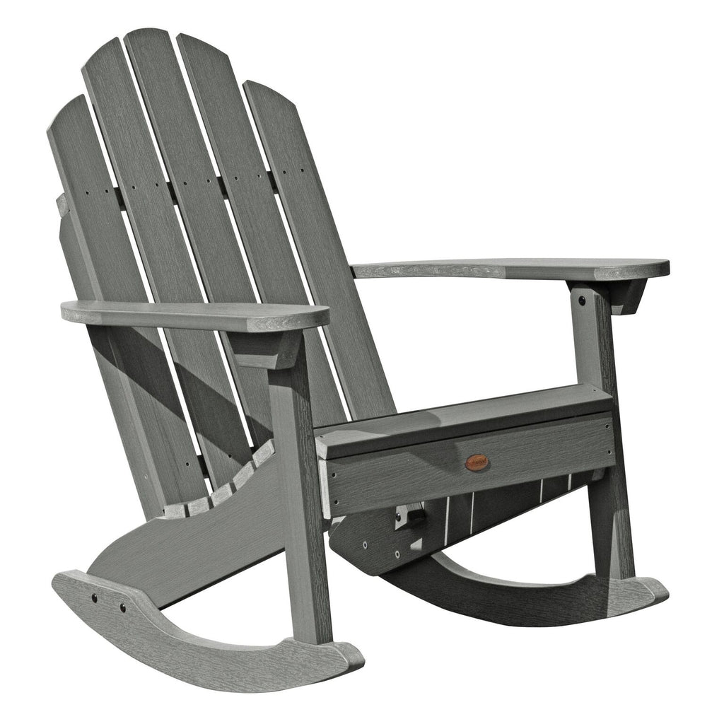 Highwood® Classic Westport Adirondack Rocking Chair - Coastal Teak