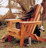 Bear Chair Cedar Adirondack Chair Kit