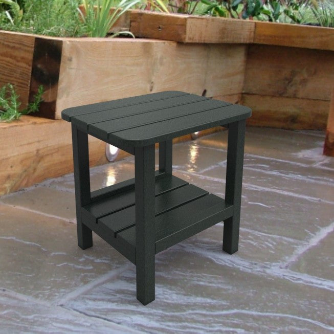 Malibu Outdoor Living End Table - Turf Green
