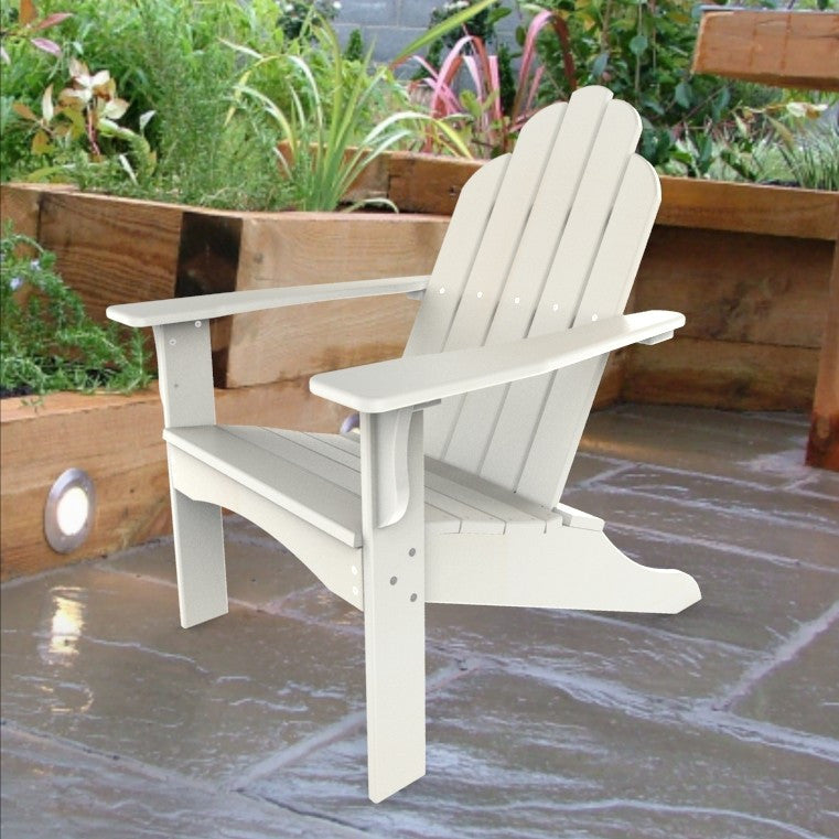 Malibu Outdoor Living Yarmouth Adirondack Chair - White