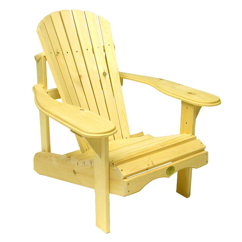 Bear Chair Pine Chair Kit